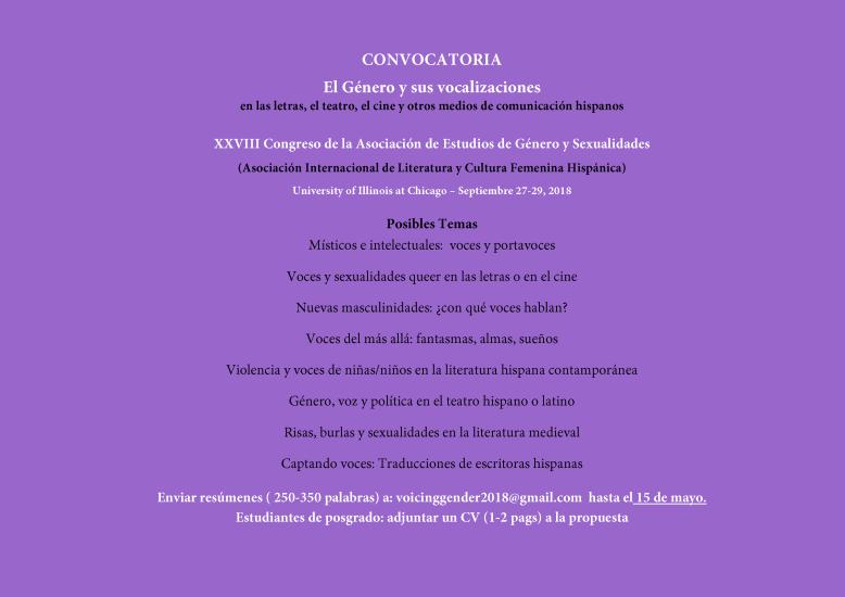 CFP in Spanish